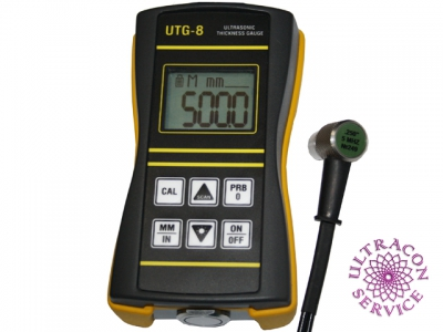 Ultrasonic thickness gauge UTG-8