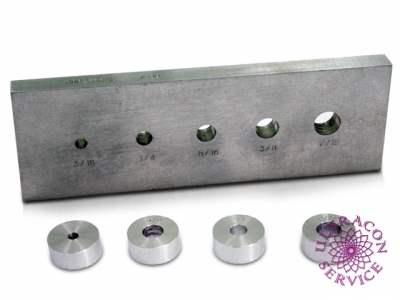 Calibration Blocks for Holes Testing